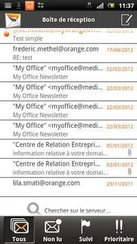 My Office Mobile apk screenshot