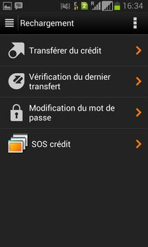 Orange et moi Congo apk screenshot