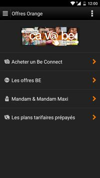 Za sy Orange apk screenshot