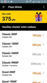 Orange et moi Sénégal apk screenshot
