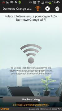 Darmowe Orange WiFi apk screenshot