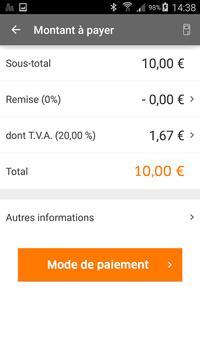 Paiement pro apk screenshot