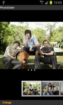 PhotoDialer apk screenshot