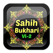 Sahih Bukhari English VL 2 icon