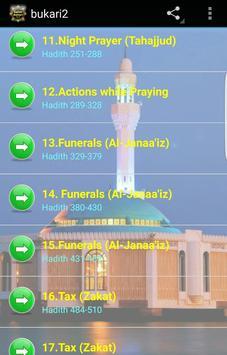 Sahih Bukhari English VL 2 apk screenshot