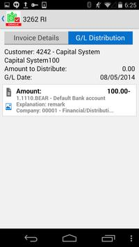 Invoice Batch Appr for JDE E1 apk screenshot