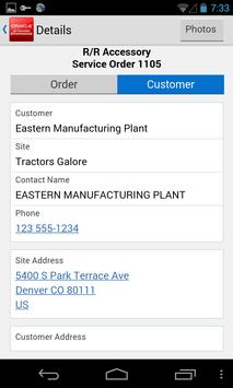 My Service Orders for JDE E1 apk screenshot