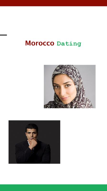 Morocco dating app