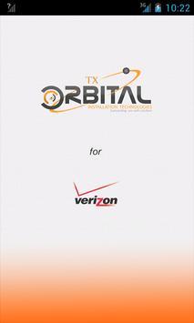 Orbital TX poster