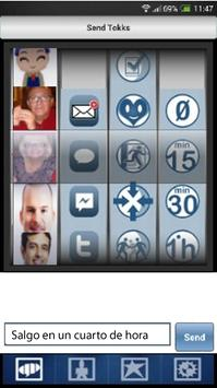 Tokks 1.0 apk screenshot