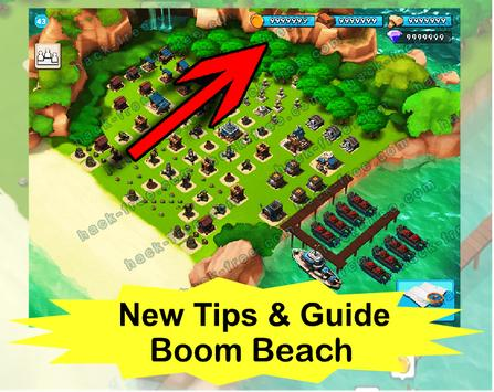 Guide for Boom Beach . poster