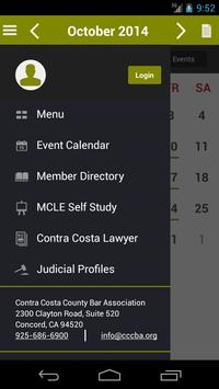 Contra Costa County Bar Assoc apk screenshot