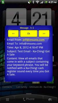 Ka-Ching! Got A Sale apk screenshot