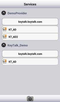 KeyTalk apk screenshot