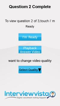 Interview Vista apk screenshot