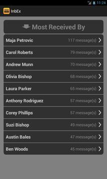 InbEx – Instant Inbox Insights apk screenshot