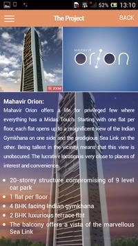 Mahavir Orion apk screenshot