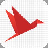 Origami | VECTOR icon