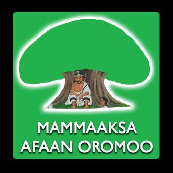 Mammaaksa Afaan Oromoo poster