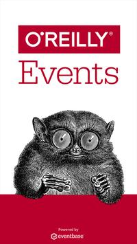 O'Reilly Events poster