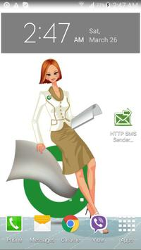 HTTP SMS Sender Gateway poster