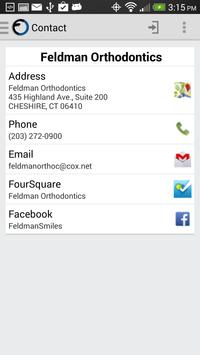Feldman Ortho apk screenshot