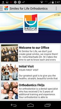 Smiles for Life Orthodontics poster