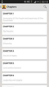 Kenyan Constitution apk screenshot