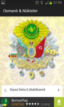 Osmanlı & Nükteler apk screenshot