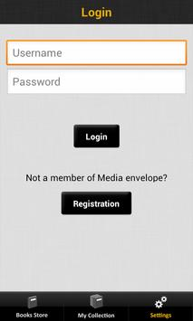 Media Envelope apk screenshot