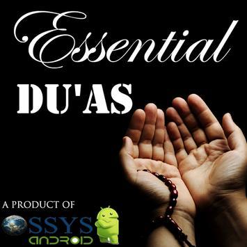 Duas :Essential Dua Collection apk screenshot