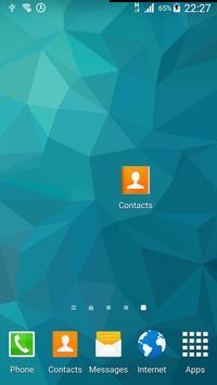 Contacts Shortcut apk screenshot