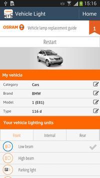 Vehicle Light apk screenshot