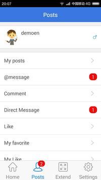 Crowdroid Lite apk screenshot