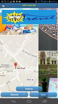 UNO Travel Turistička Agencija apk screenshot