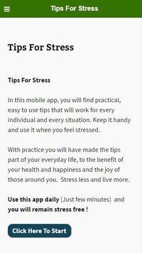 Stress Management Techniques apk screenshot