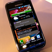 Samsung Galaxy S Blaze REVIEW icon