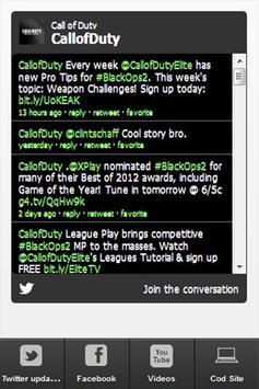 Blops 2 News apk screenshot