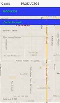 GPSSonora apk screenshot
