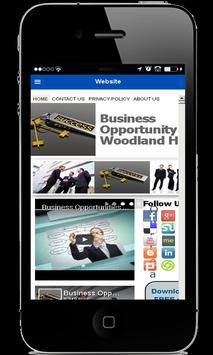 Business Opportunity apk screenshot