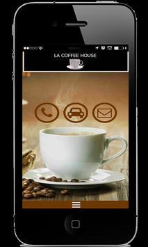 LA Coffee House poster