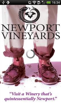 Newport Vineyards-Winery Tours poster