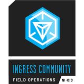 Ingress Portal Map icon