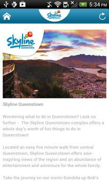 Skyline Queenstown apk screenshot