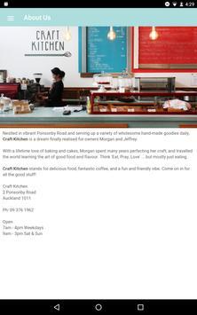 Craft Kitchen apk screenshot