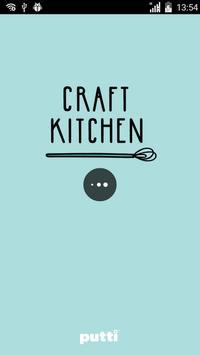 Craft Kitchen poster