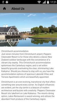 The Lakes Restaurant apk screenshot