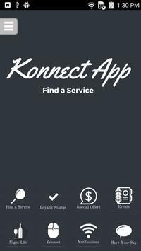 Konnect App. apk screenshot