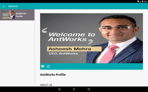 AntWorks-AWP apk screenshot