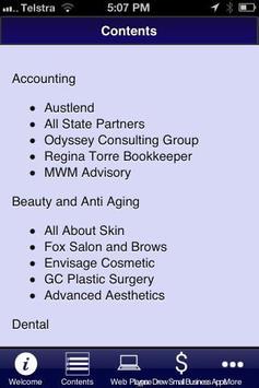 Somerset Business Directory apk screenshot